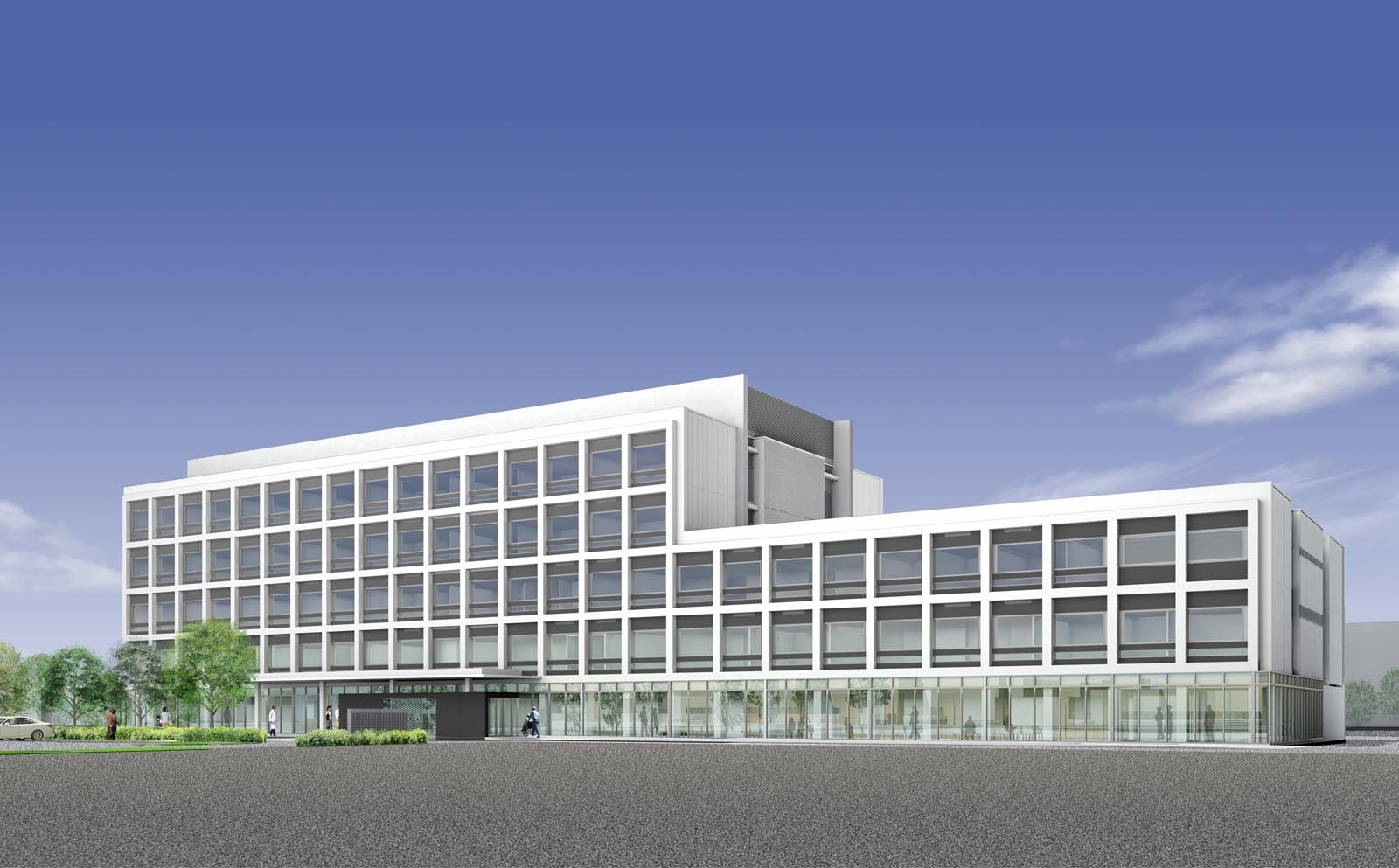 東分院・高浜分院の病院名称変更および高浜分院新築移転について ...